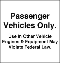 passengervehiclesonly
